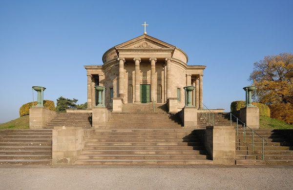 Вюртембергский мавзолей в Штутгарте