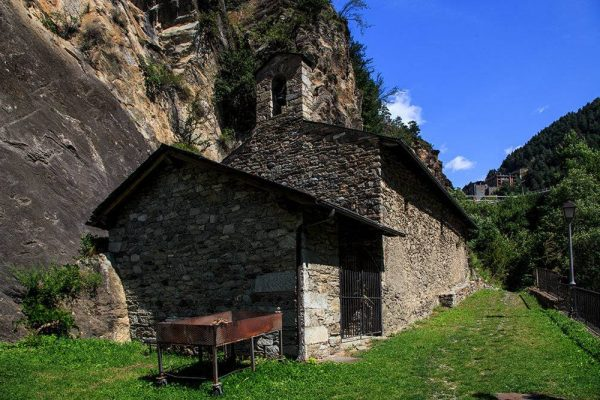 Церковь Сант Антони де ла Грелла