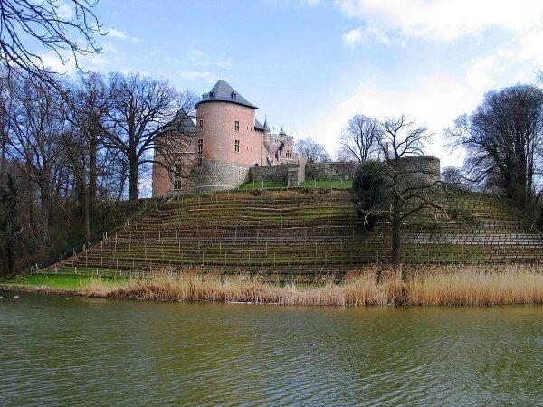Замок Гаасбек в Брюсселе