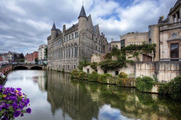 Замок Жерара (Герарта) Дьявола в Генте