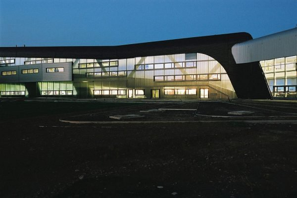 Завод BMW в Лейпциге