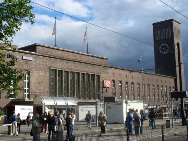 Железнодорожный вокзал Дюссельдорфа