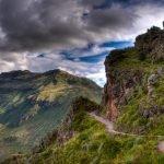 Живописные виды на Тропе инков