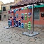 Инсталляция на острове Мурано