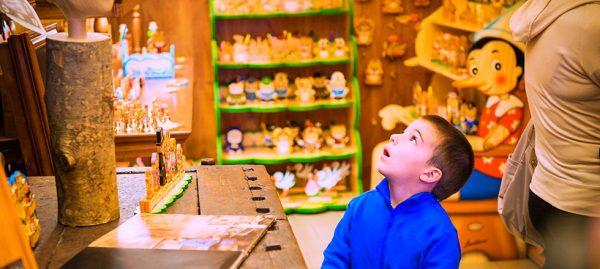 Магазин игрушек Bartolucc