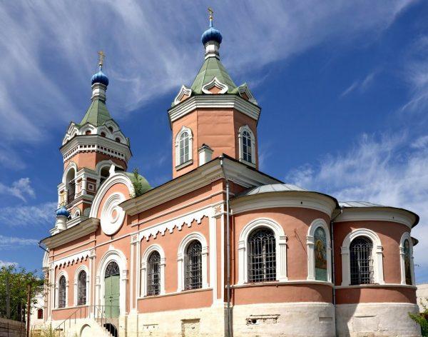 Храм Иоакима и Анны (Якиманская церковь)