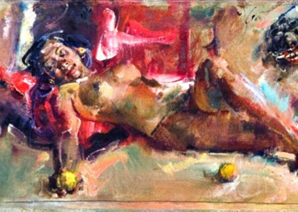 Картина Антонио Бланко