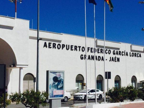 Аэропорт Федерико Гарсия Лорка в Гранаде