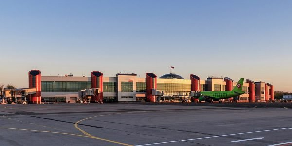 Калининградский аэропорт Храброво