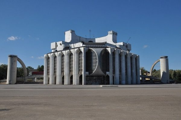 Академический театр драмы им. Ф.М. Достоевского в Великом Новгороде