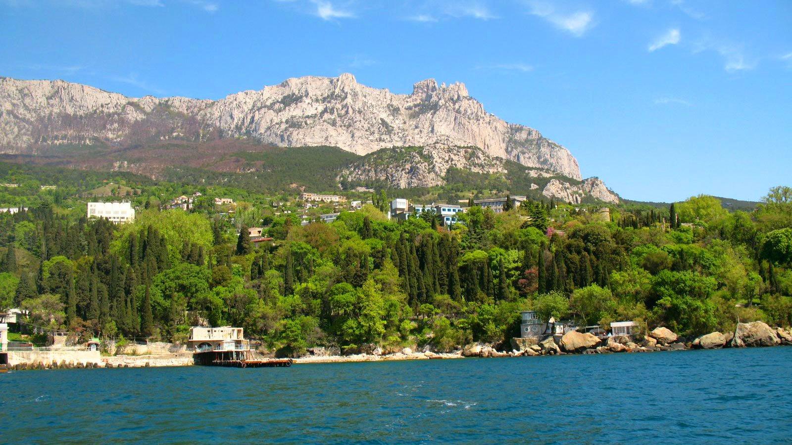 Алупка: лучшие места для туризма и знаменитые достопримечательности