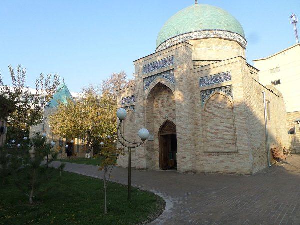 Ансамбль Шейхантаур в Ташкенте