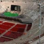 Арена ди Верона внутри
