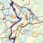 Автобусная карта Вероны