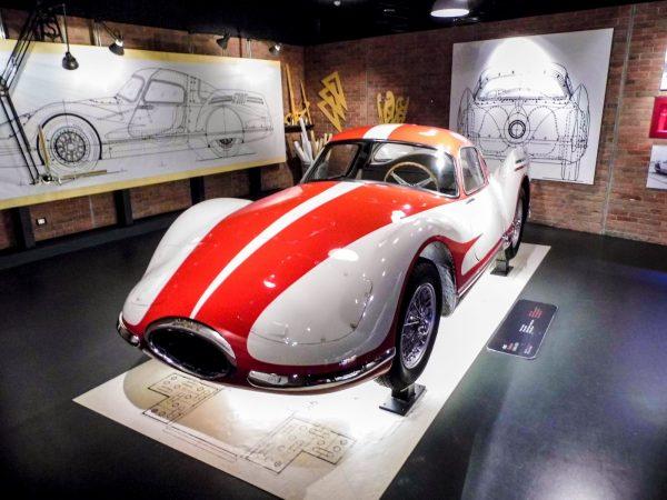 Автомобильный музей в Турине