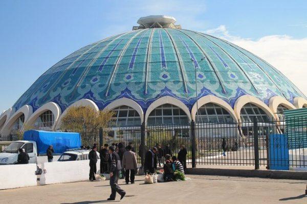 Базар Чорсу в Ташкенте
