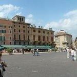 Площадь Piazza Bra