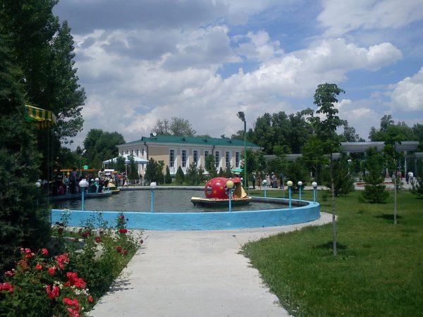 Центральный парк Самарканда
