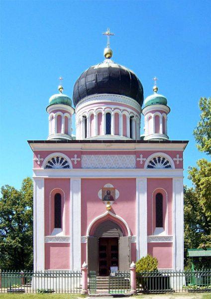Церковь Александра Невского в Потсдаме