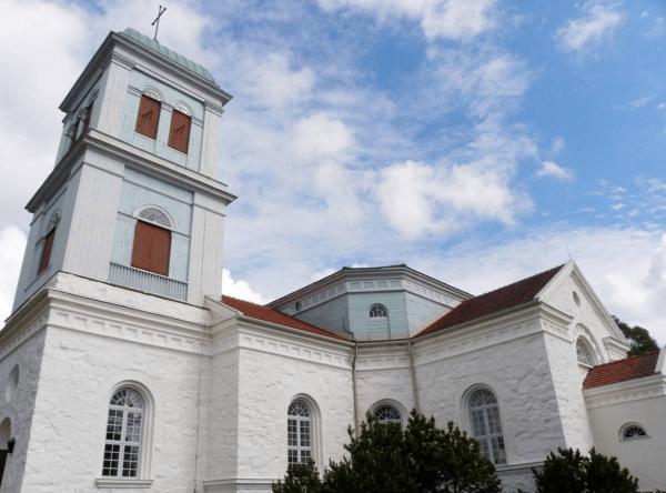 Церковь Кюми в Котке