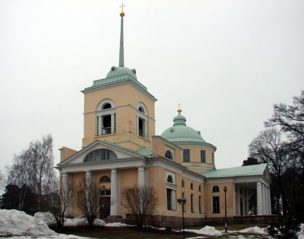 Церковь Святого Николая Чудотворца в Котке
