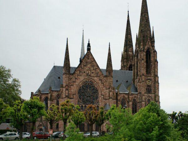 Церковь святого Павла в Страсбурге