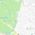 Дендрарий на карте Сочи