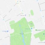 Дендропарк на карте Одессы