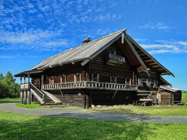 Дом крестьянина Елизарова