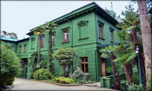Дом-музей «Дача Сталина» в Сочи
