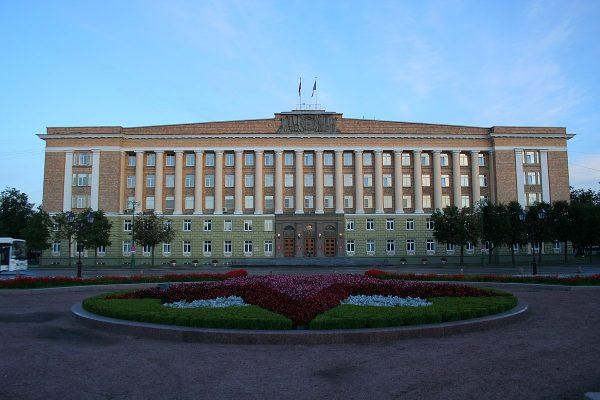 Дом Советов в Великом Новгороде