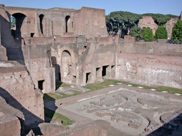 Дворец Августа