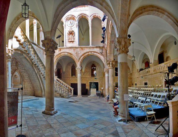 Дворец ректоров в Дубровнике