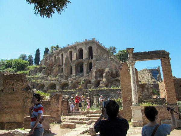Дворец Тиберия
