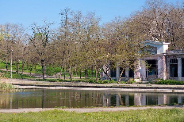 Дюковский сад в Одессе
