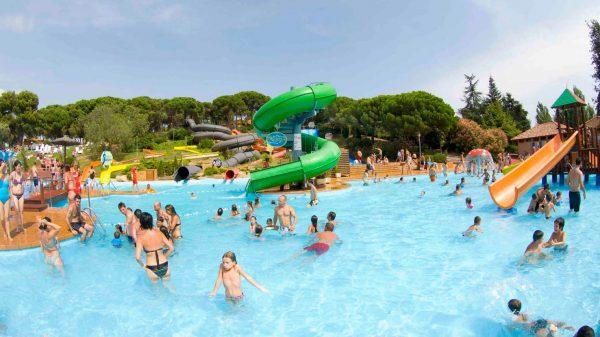 Аквапарк Aquaola в Гранаде