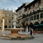 Площадь Piazza delle Erbe