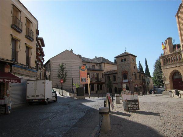 Еврейский квартал Худерия в Толедо
