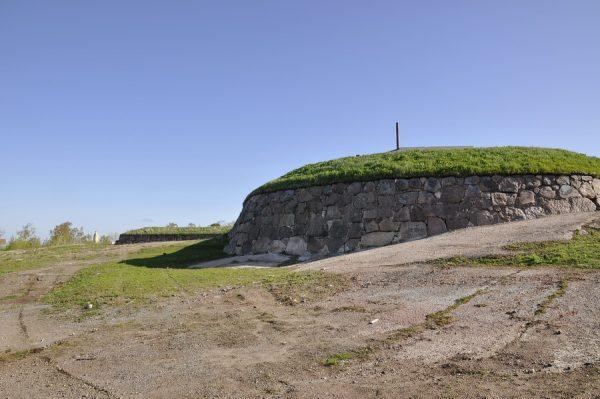 Форт «Екатерина» в Котке