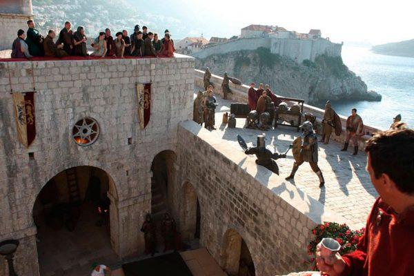 Форт Ловриенац в Дубровнике