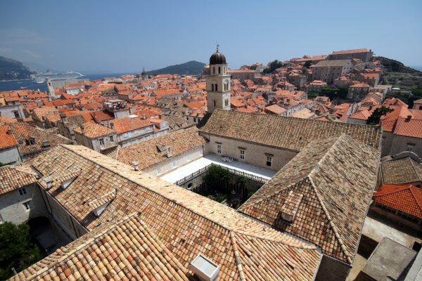 Францисканский монастырь в Дубровнике