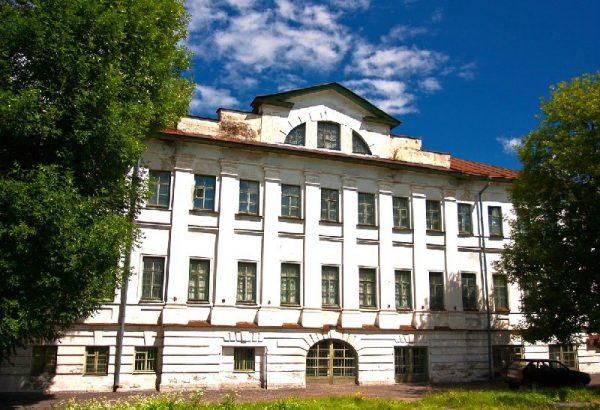 Главное здание историко-художественного музея Мурома