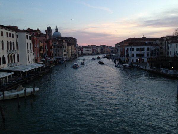 Гранд-канал (итал. — «il Canal Grande») в Венеции