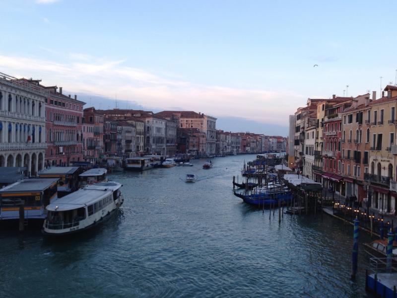 Венеция: что посмотретьв городе на воде