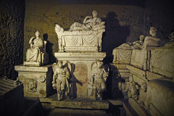 Гробница Волюмни в Перудже
