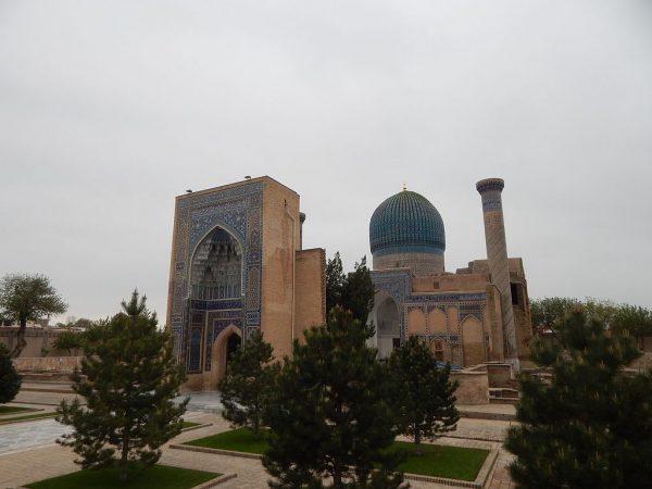 Гур-Эмир в Самарканде