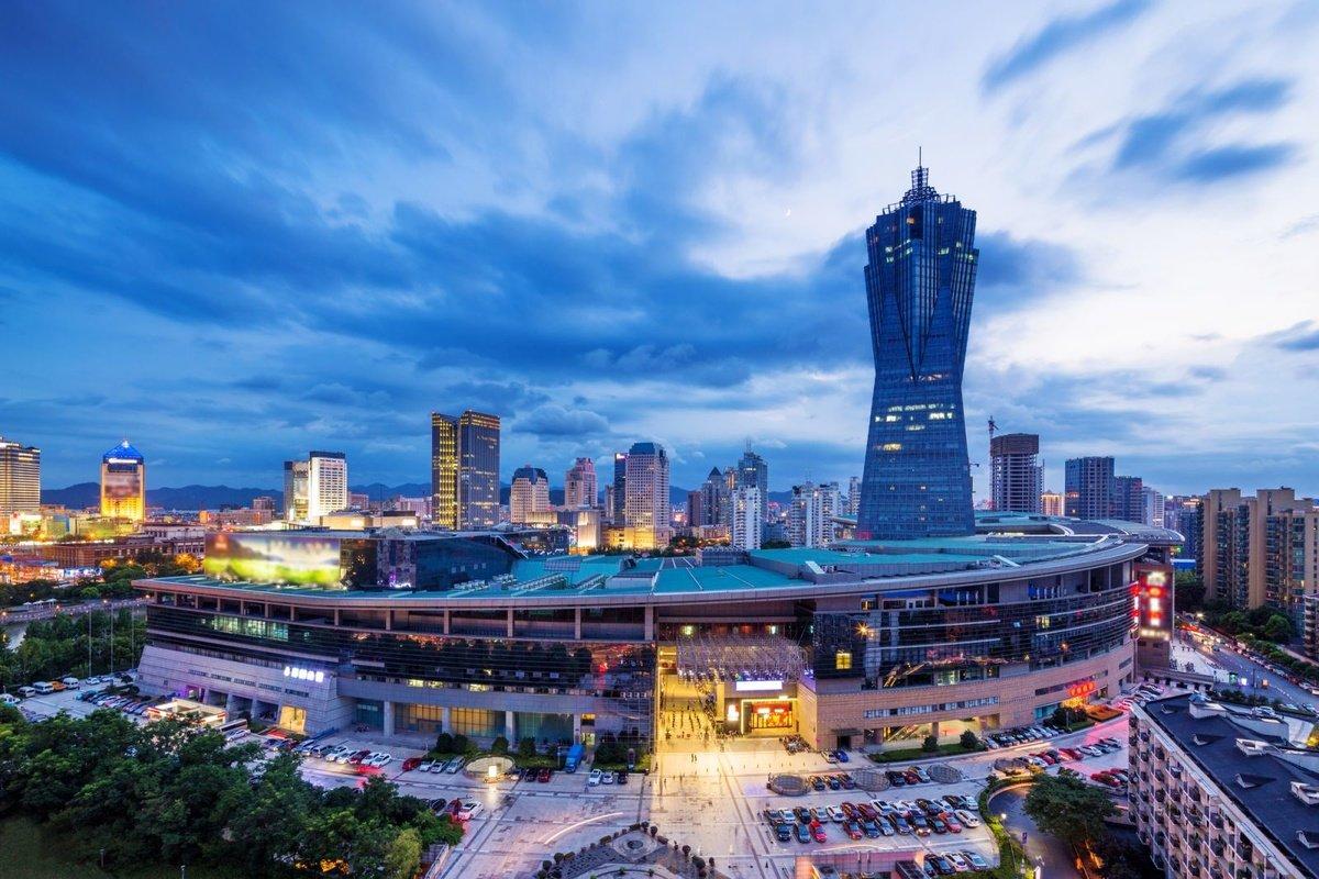 Ханчжоу: город старинных пагод и чайных плантаций