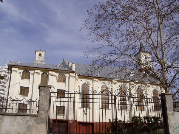 Храм Апостолов Симона и Фаддея в Сочи