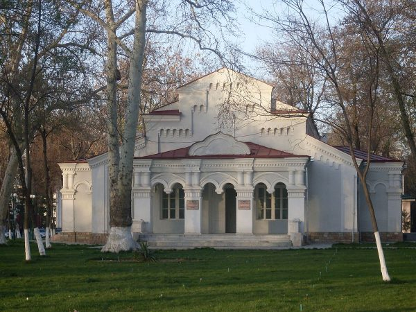Храм Святого Георгия Победоносца в Самарканде