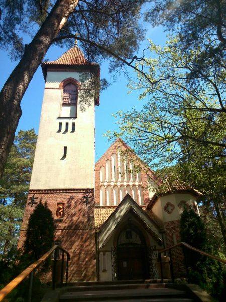 Храм святого преподобного Серафима Саровского в Светлогорске